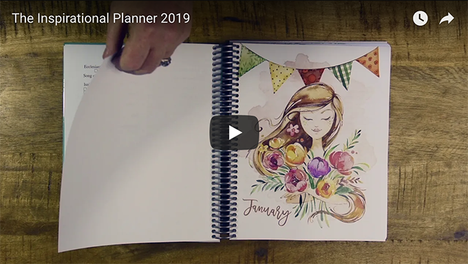 Virtual Flip-Through – The Inspirational Planner