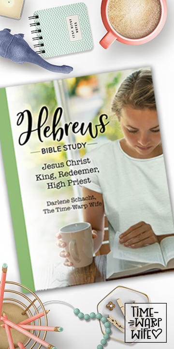 4-Week Bible study on the book of Hebrews