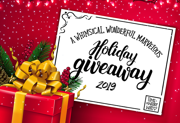 Holiday Giveaway – Winners Announced