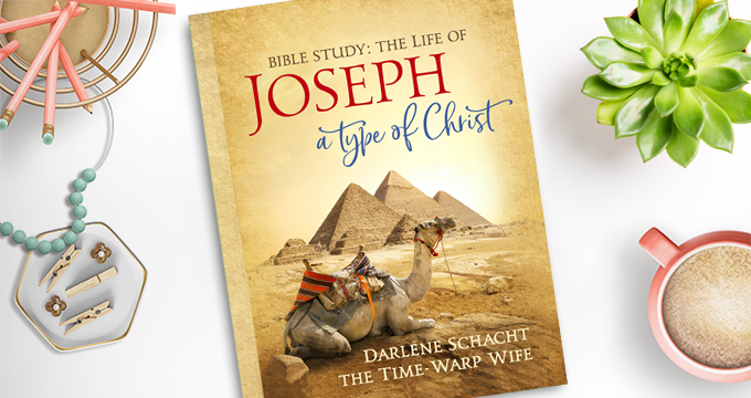 Introducing Our Next Bible Study – Joseph: A Type of Christ