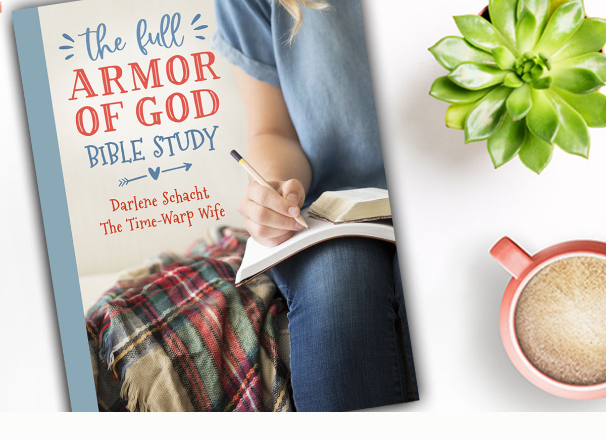 FREE Bible Study – The Full Armor of God Week 7