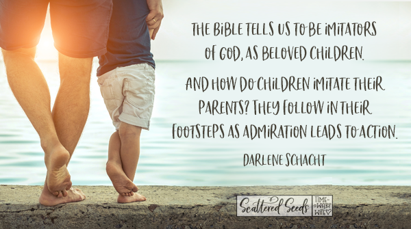 Daily Devotion - Be Imitators of God as Beloved Children