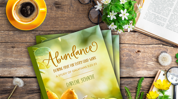 Introducing Our Next Bible Study – Abundance: Bearing Fruit for Every Good Work