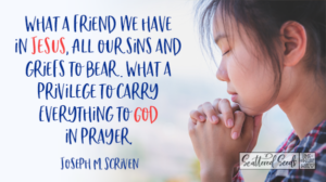Daily Devotion – Pray Without Ceasing