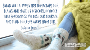 Daily Devotion – When You Don't Have the Courage to Be Who You Are
