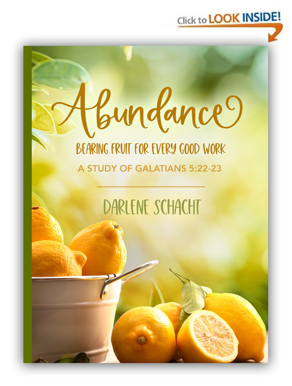 Abundance Bible Study - Bearing Fruit for Every Good Work