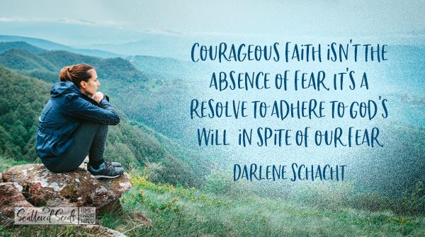 Daily Devotion – Courageous Faith is Contagious